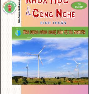 Thông tin tổng hợp KH&CN Bình Thuận số 05.2019