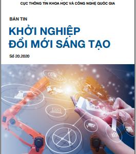 Bản tin Khởi nghiệp đổi mới sáng tạo số 20.2020