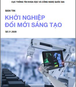 Bản tin Khởi nghiệp đổi mới sáng tạo số 21.2020